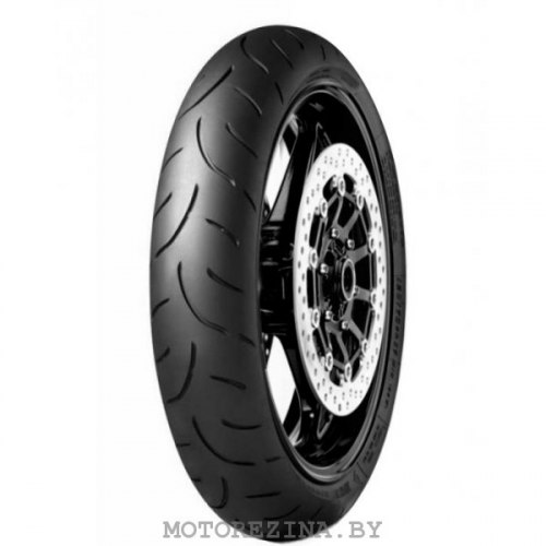 Моторезина Dunlop Sportmax Qualifier II 120/70ZR17 (58W) TL Front