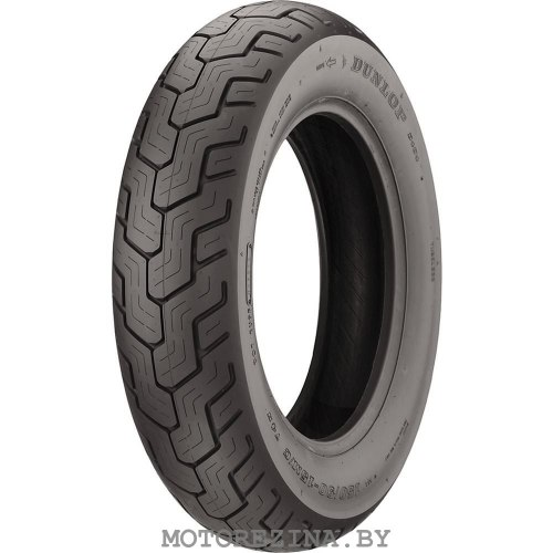 Мотошина Dunlop Kabuki D404 150/80B16 71H TL Rear