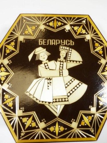 "Шкатулка ""Танец"" 2787"