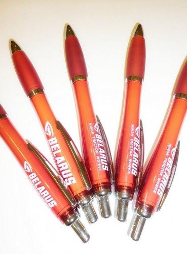 Ручка шариковая с логотипом