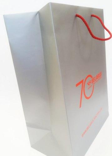 Пакет бумажный маленький Пакет бумажный мал