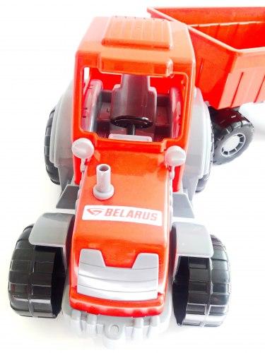Трактор с прицепом 35332