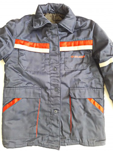Куртка мужская утепленная