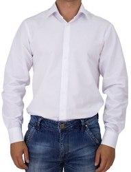Мужская сорочка Надэкс 613012И