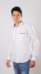 Мужская сорочка Надэкс 608012И
