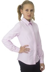 Блузка для девочек старшей школьной группы Модница 579012И