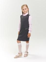 Сарафан для девочек младшей школьной группы Модница 002014И