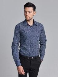 Сорочка верхняя мужская Nadex Men's Shirts Collection 01-046612/503