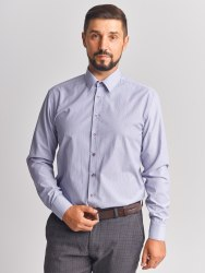Сорочка верхняя мужская Nadex Men's Shirts Collection 01-047411/303