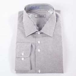 Сорочка верхняя мужская Nadex Men's Shirts Collection 651013И