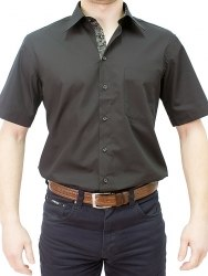 Мужская сорочка Надэкс 721012И