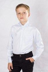 Сорочка для мальчиков младшей школьной группы Озорник 531032И