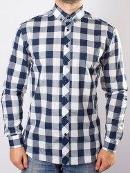 Мужская сорочка Надэкс 826014И