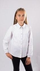 Блузка для девочек младшей школьной группы Модница 042031
