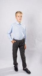 Сорочка для мальчиков старшей школьной группы Озорник 553012И