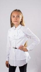 Блузка для девочек младшей школьной группы Модница 796011