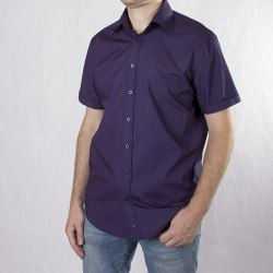 Сорочка верхняя мужская Nadex Men's Shirts Collection 924025