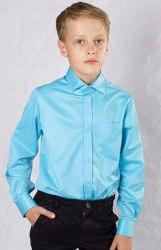 Сорочка для мальчиков старшей школьной группы Озорник 538062И