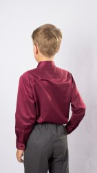 Сорочка для мальчиков младшей школьной группы Озорник 537062И