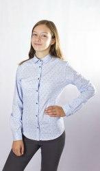 Блузка для девочек младшей школьной группы Модница 794015И