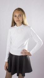 Блузка для девочек младшей школьной группы Модница 041011Т