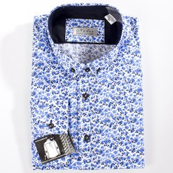 Мужская сорочка Надэкс 606015