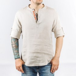 Мужская сорочка Надэкс 499062
