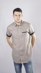 Сорочка верхняя мужская Nadex Men's Shirts Collection 699024