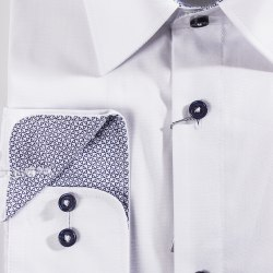 Мужская сорочка Надэкс 21011