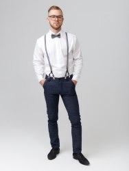 Сорочка мужская Premium Nadex 611031И