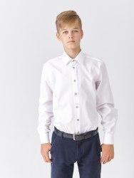 Сорочка для мальчиков подростковой группы Надэкс 955041И