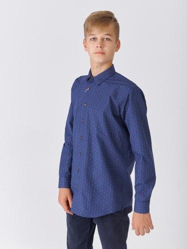 Сорочка для мальчиков старшей школьной группы Озорник 903015И