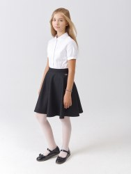 Блузка для девочек младшей школьной группы Модница 199011И