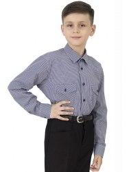 Сорочка для мальчиков младшей школьной группы Озорник 604014И