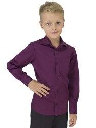 Сорочка для мальчиков младшей школьной группы Озорник 533012И