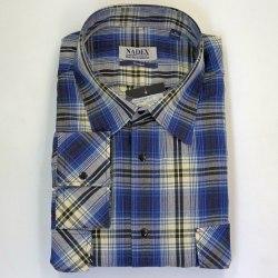 Сорочка верхняя мужская Nadex Men's Shirts Collection 022054И