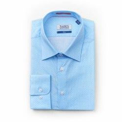 Сорочка верхняя мужская Nadex Men's Shirts Collection 311025И