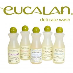 Средство для стирки вязаных изделий Eucalan 100 мл