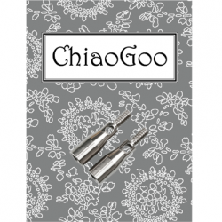 Адаптер для соединения спицы L с леской S ChiaoGoo