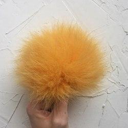 Оранжевый песец 13-15 см