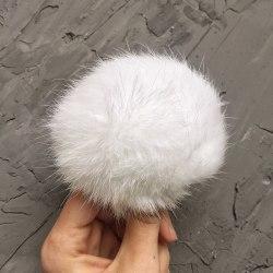 Белый кролик 8-10 см