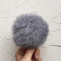 Серый кролик 8-10 см