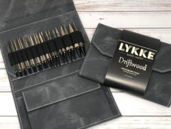 Набор стандартных спиц 12,5 см Grey LYKKE