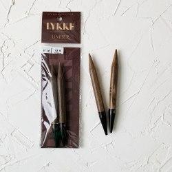 Спицы LYKKE UMBER 12,5 см