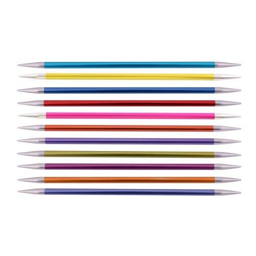 Чулочные спицы Knit Pro Zing 15 см