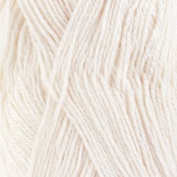 Baby Alpaca Silk Drops 1101 white