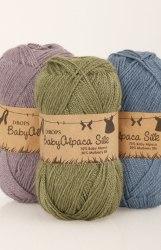 Baby Alpaca Silk Drops