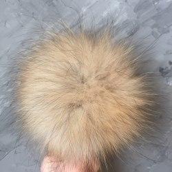 Натуральный енот 18-20 см