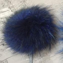 Синий енот 14-16 см
