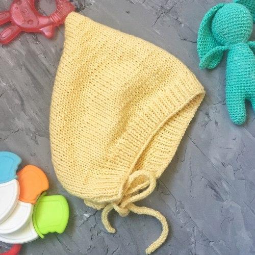 Инструкция по вязанию шапочки Эльф